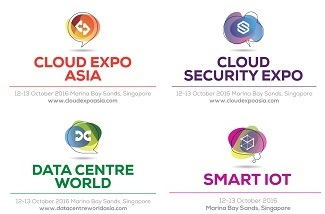 Cloud Expo Asia/Data Centre World/Cloud Security Expo & SMART IoT Singapore 2016